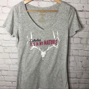 Cabelas Deer T-shirt